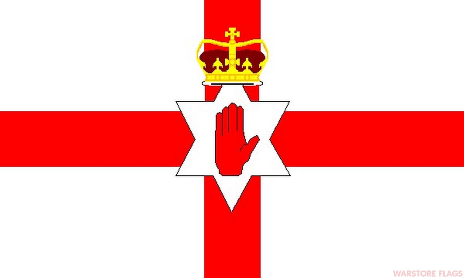 what is the northern ireland flag