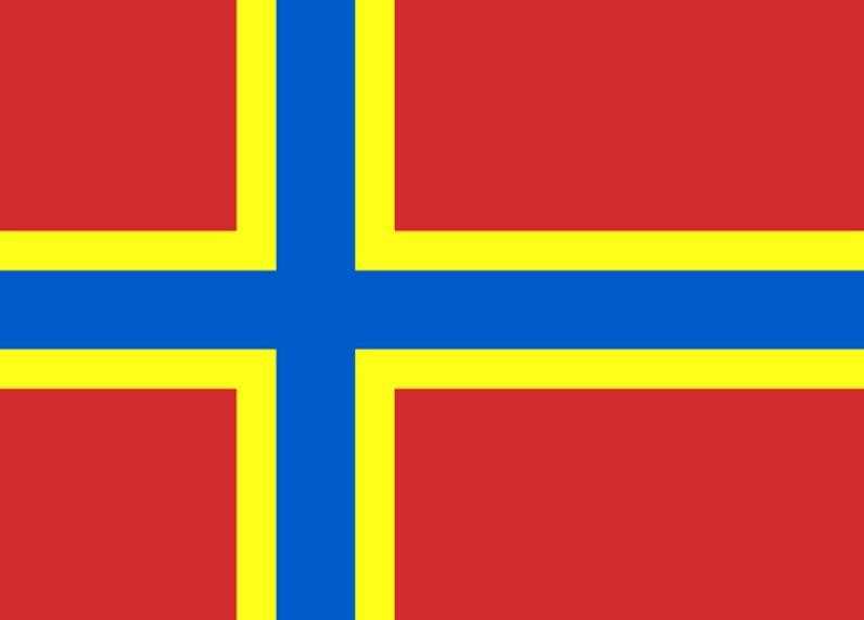 Flag Of South Orkney Islands