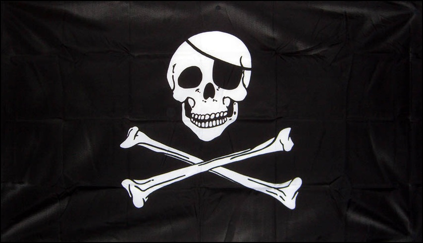 Skull N Crossbones Pirates - Bing images