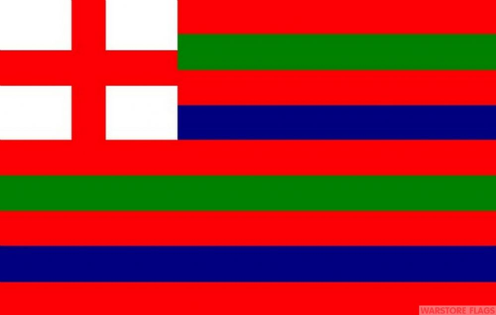 Red And Blue Striped Flag Pictures To Pin On Pinterest