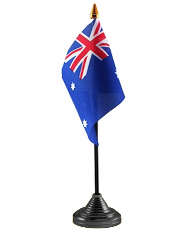 AUSTRALIA - Table flag