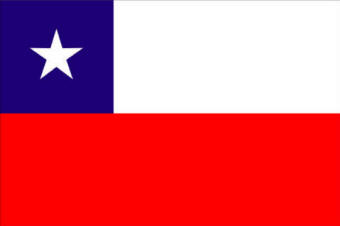 CHILE - 3 X 2 FLAG