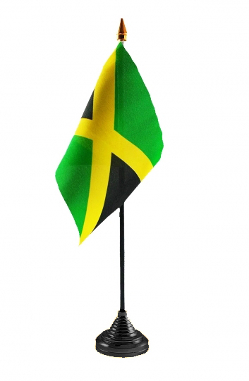 JAMAICA - Table Flag