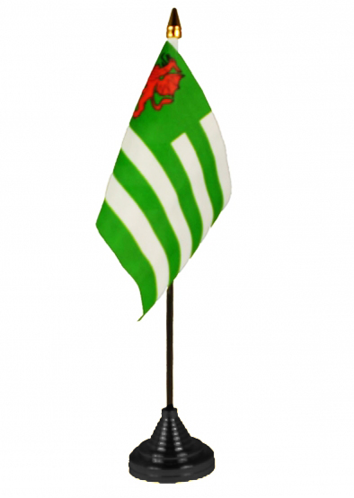 WILTSHIRE (OLD) - TABLE FLAG